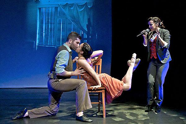 Anais: A Dance Opera (Greenway Court Theatre)