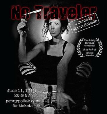 No Traveler: A Comedy About Suicide