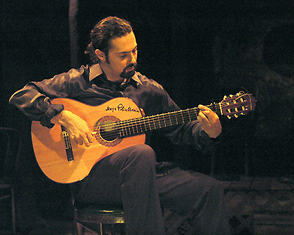 Gabriel Osuna-Forever Flamenco-The Fountain