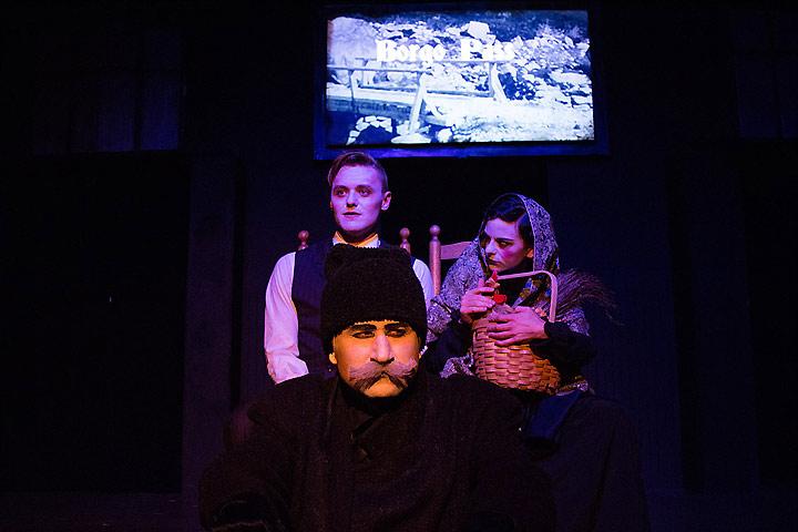 Michael Marchak as Thomas in 'Nosferatu' (Courtesy of Crown City Theatre Company)