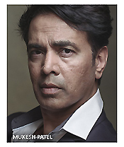 Mukesh Patel plays Gupta