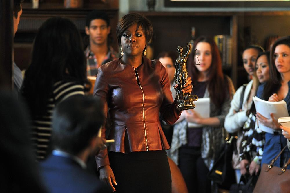 How to get Away with Murder-Viola Davis