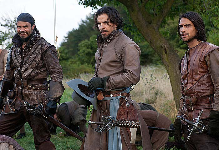 The Musketeers - BBC America