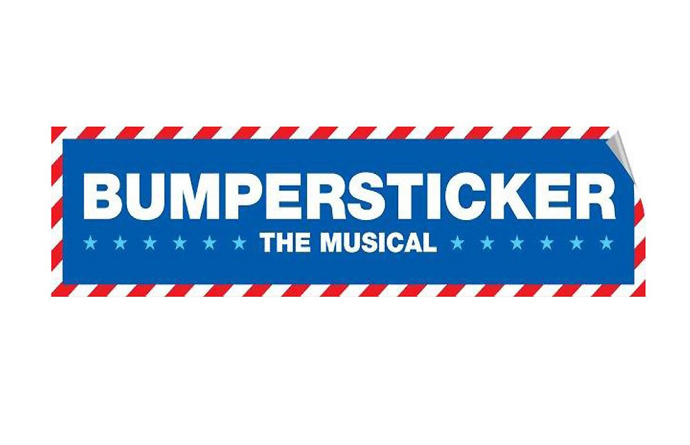 Bumpersticker the musical artwork