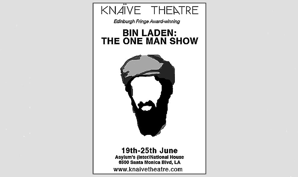 Bin Laden-one man show