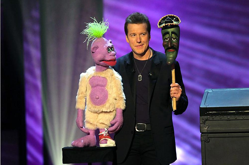 Jeff Dunham-I'm No Dummy Documentary