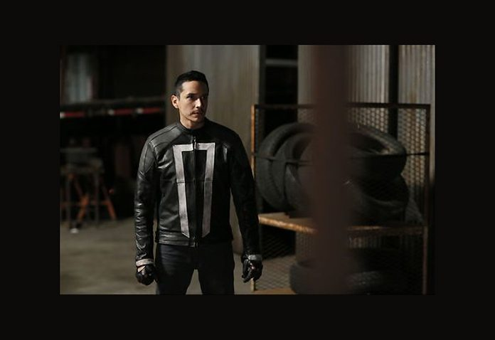 Mervel's Agents of SHIELD-The Ghost Rider