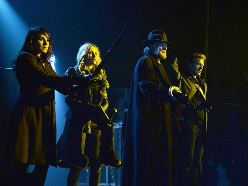 Heroes of the Strain