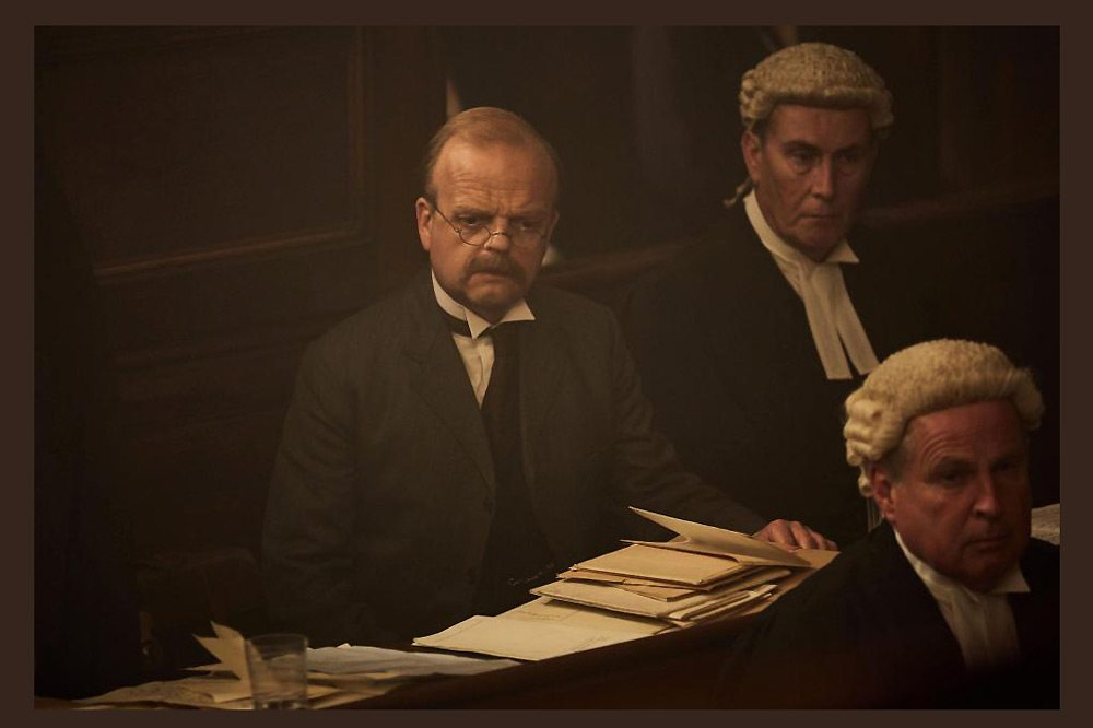 Witness for the Prosecution-Toby Jones