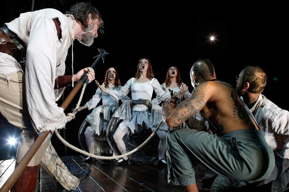 Lookingglass Theatre Company's Moby Dick