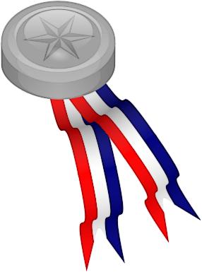 Platinum Medal - via The TVolution