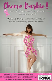 Heather Keller - Chemo Barbie