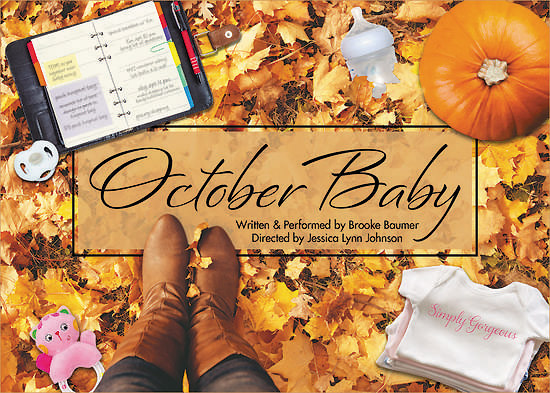 Brook Baumer-October Baby