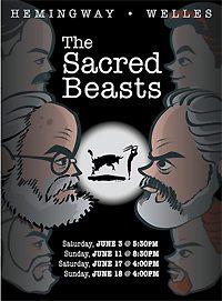 Chris Wollman - Sacred Beasts