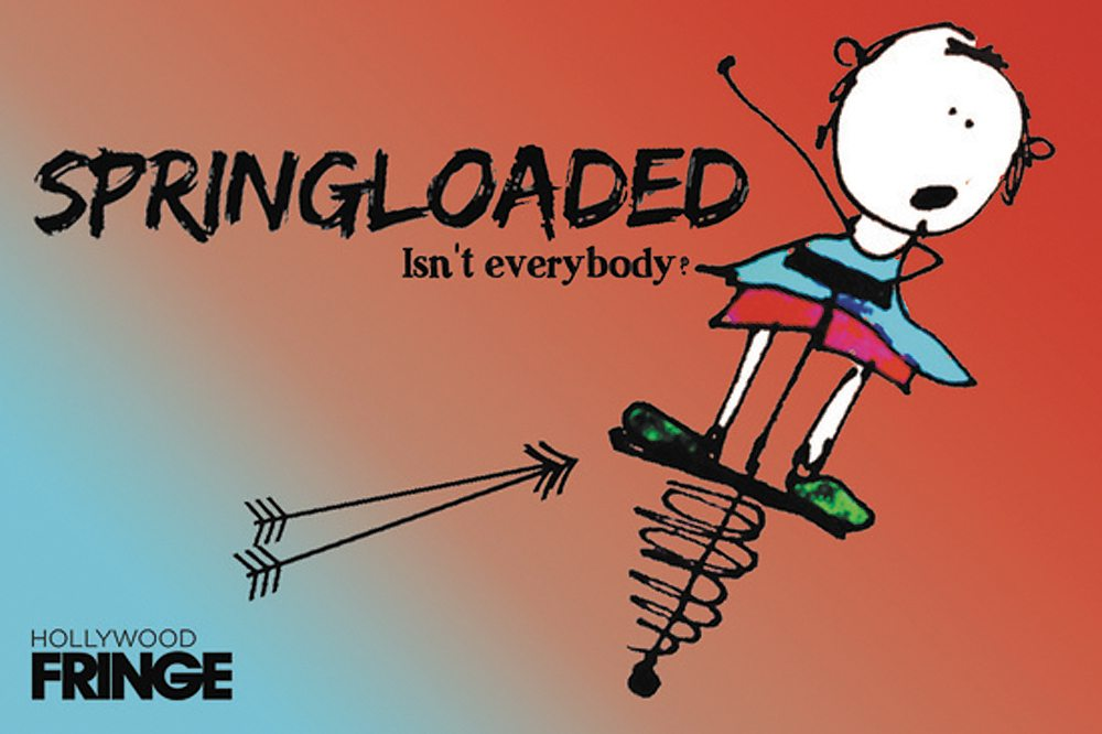 Margot Rose-Springloaded
