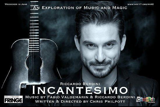 Riccardo Berdini-Incantesimo