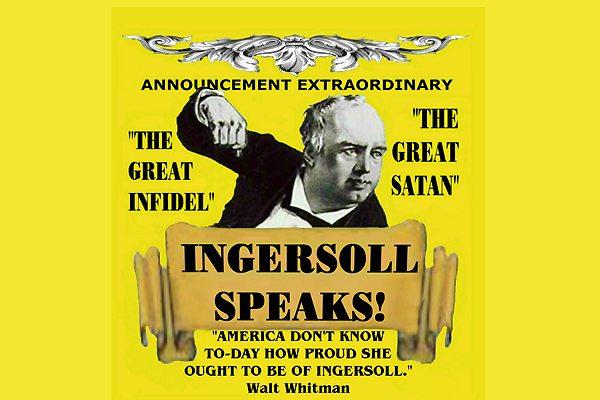 Robert Ingersoll-Fringe 2017
