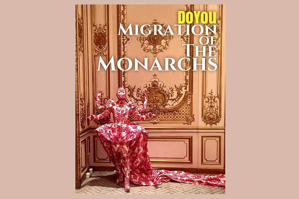 Do You-Migration of the Monarchs-Fringe 2017,