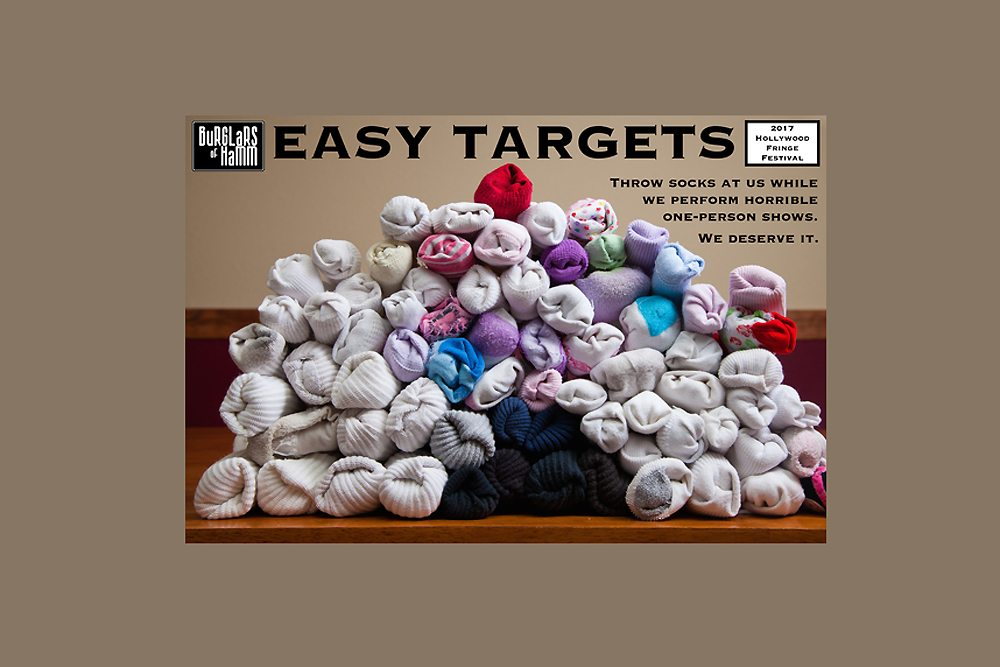 Hollywood Fringe-2017-Easy Targets