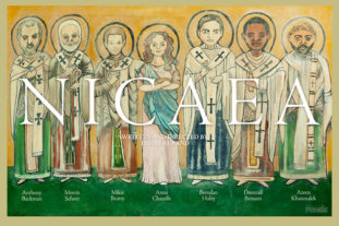 Tricia Aurand's Nicaea-Fringe 2017