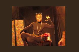 Ashlee Olivia Jones as Eartha Kitt