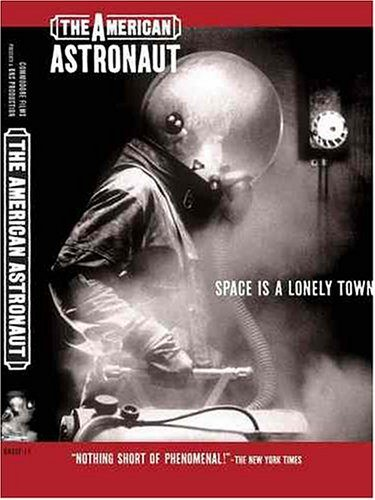American Astronaut DVD cover art