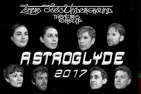 Zombie Joes Underground-Astroglyde 2017