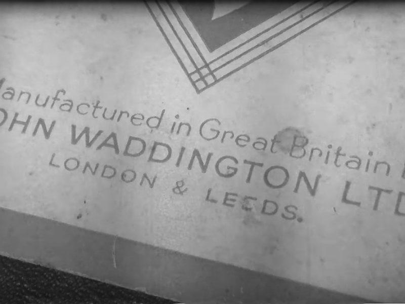 John Waddington Ltd-Monopoly