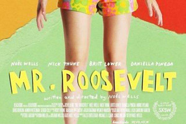 Mr. Roosevelt-Paladin Distribution