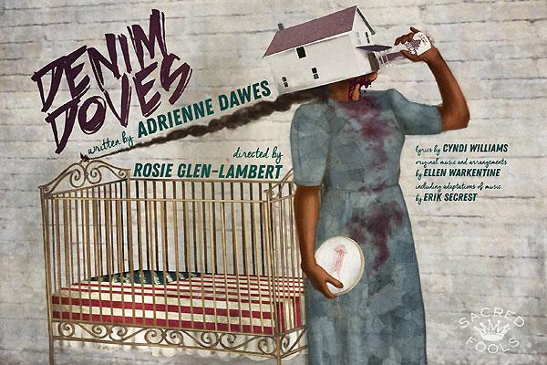 Denim Doves-Sacred Fools-Live Event